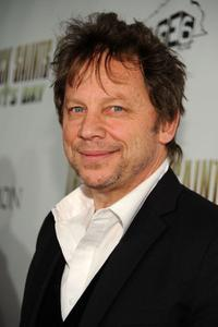 David Ferry at the premiere of
