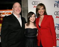 J.K. Simmons, Ellen Page and Allison Janney at the screening of