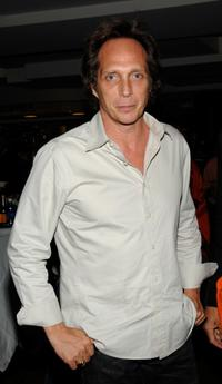 William Fichtner at the Game Five of the 2007 NHL Stanley Cup Finals between the Ottawa Senators and the Anaheim Ducks.