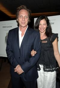 William Fichtner and wife Kimberly at the LA premiere of