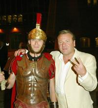 Ray Winstone at the European premiere of
