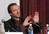 Ralph Fiennes At The 5th Annual Tribeca Film Festival press conference Of