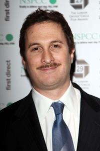 Darren Aronofsky at the London Critics' Circle Film Awards 2009.