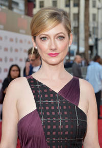 Judy Greer at the California world premiere of