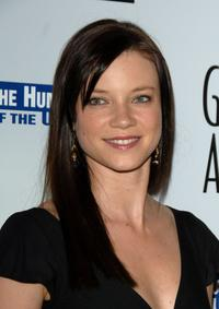 Amy Smart at the 21st Genesis Awards.