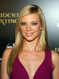 Amy Smart at the premiere of