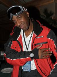 J.B. Smoove at the Juma Entertainment's 17th Annual Deer Valley Celebrity Skifest.