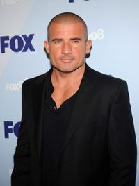 Dominic Purcell at the 2008 FOX Upfront.