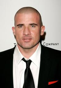 Dominic Purcell at the Weinstein Co. Golden Globe after party.