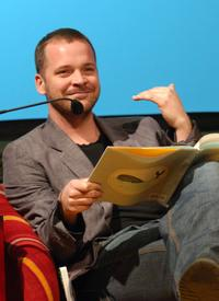Peter Sarsgaard at the Children of Bellevue's Reach Out and Read 10th Anniversary Celebration.