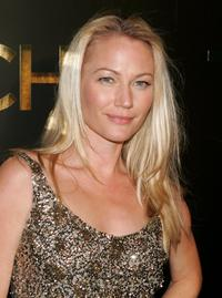 Sarah Wynter at the unveiling of Tom Ford's new fragrance