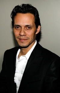 Marc Anthony at the Rodeo Drive Walk of Style awards in Beverly Hills.