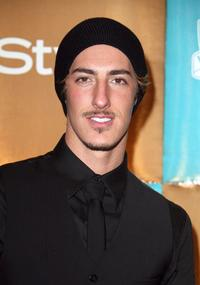 Eric Balfour at the In Style Magazine and Warner Bros. Studios Golden Globe After Party.
