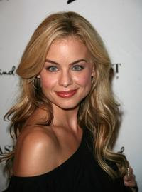Jessica Collins at the 7 For All Mankind first retail store opening.