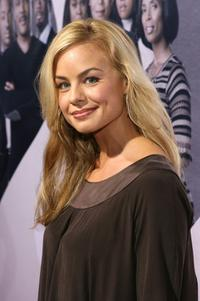Jessica Collins at the premiere of