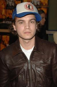 Emile Hirsch at the Hollywood premiere of
