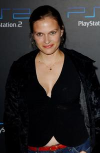 Vinessa Shaw at the Playstation 2 Party
