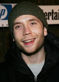 Mark Webber at the Entertainment Weekly's Winter Wonderland Sundance Bash during the 2005 Sundance Film Festival.