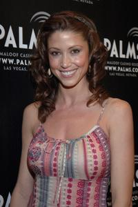 Shannon Elizabeth at the First Annual Fantasy Suite Block Party.