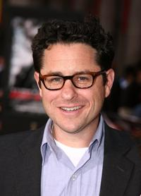 J.J. Abrams at the Paramount Pictures fan screening of