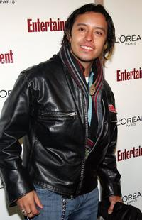 Efren Ramirez at the Entertainment Weekly Party during the Sundance Film Festival.