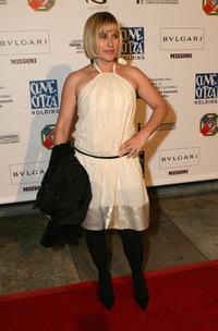 Patricia Arquette at the Cinema Italian Style Opening Night Celebration.