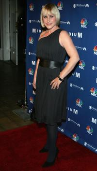Patricia Arquette at the NBC fall party for 'Medium'.
