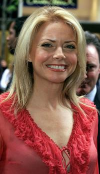Faith Ford at the 2003-2004 ABC Upfront.