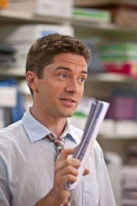 Topher Grace as Jason in