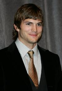 Ashton Kutcher at the presentation of