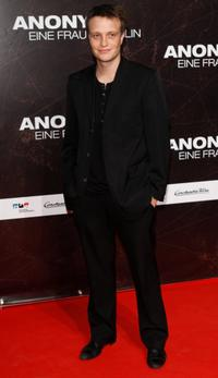 August Diehl at the premiere of