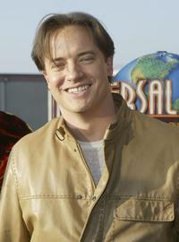 Brendan Fraser at the Gala Benefit Opening for