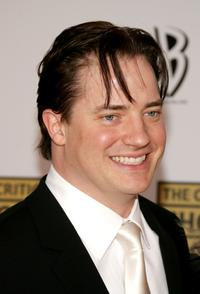 Brendan Fraser at the 11th Annual Critics' Choice Awards.
