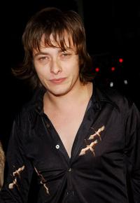 Edward Furlong at the EA Games, launches Three New Video Games.