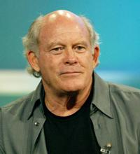Max Gail at the ABC 2005 Television Critics Association Summer Press Tour, attend panel discussion for