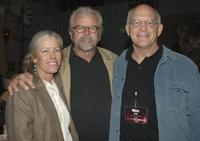 Max Gail, William Devane and guest at the ABC Winter Press Tour All Star Party.