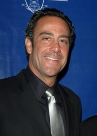 Brad Garrett at the gala fundraiser for the Viewpoint School.