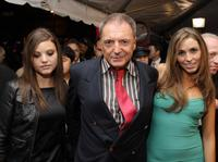 Alesandra, Armand Assante and Anya at the world premiere of