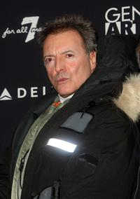 Armand Assante at the 7 For All Mankind & Gen Art's 7 Fresh Faces Sundance Party.