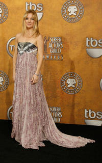 Kate Hudson at during the 14th annual Screen Actors Guild awards in L.A.