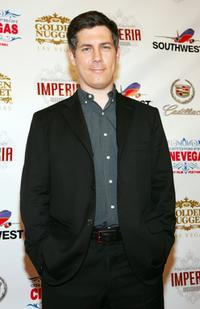 Chris Parnell at the screening of