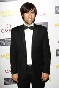 Jason Schwartzman at the after party of the London premiere of