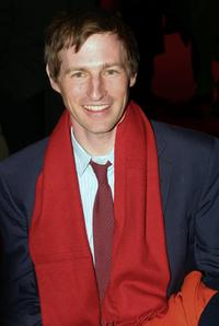 Spike Jonze at the screening of
