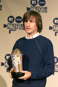 Spike Jonze at MTV Movie Awards 2000.
