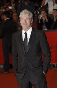 "Richard Gere at the premiere of ""The Hoax"" in Rome, Italy."