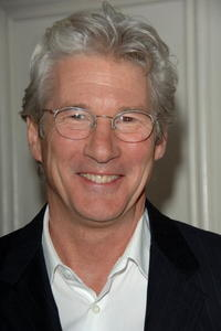 Richard Gere at the Met Life Gallery in New York City.