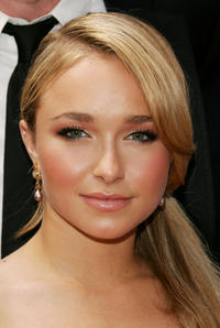 Hayden Panettiere at the NBC Upfronts in New York City.