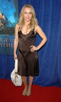 Hayden Panettiere at the Hollywood premiere of
