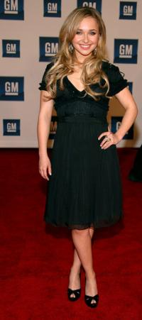 Hayden Panettiere at the 6th Annual General Motors TEN event.