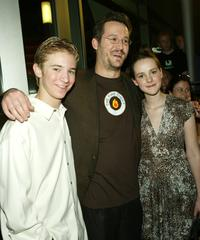 Michael Welch, Jena Malone and Writer/Director Matthew Ryan Hoge at the premiere of